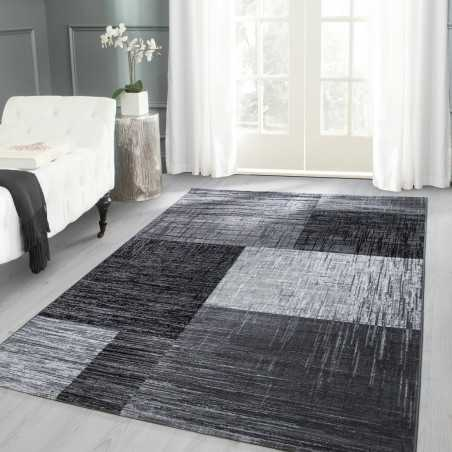 Rug modern appointed More 8001 Black