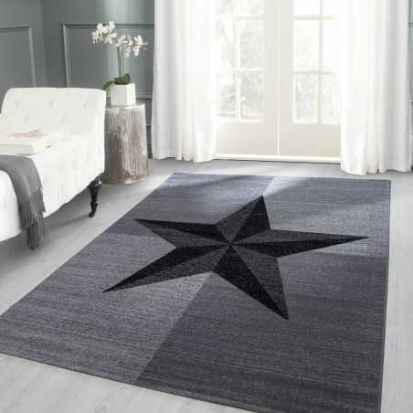Rug modern appointed More 8002 Gray