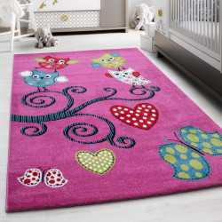 Rug Children pattern with...