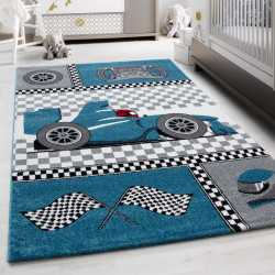 Carpet Child Formula 1 race...