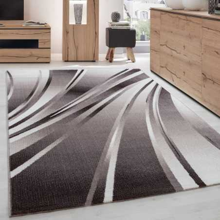 Carpet modern appointed Parma 9210 BROWN